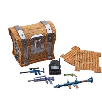 Fortnite Loot Chest Collectible Accessory Set Style 2