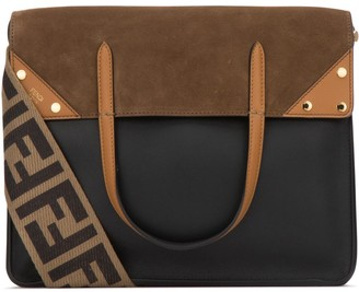 Fendi Flip Large Tote Bag