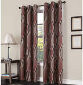 JCPenney Lichtenberg Intersect Grommet-Top Curtain Panel