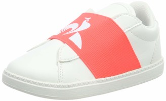 Le Coq Sportif Unisex_Child COURTSTAR INF Strap Trainers