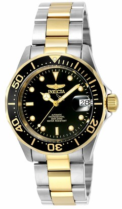 Invicta 8927 Pro Diver Unisex Wrist Watch Stainless Steel Automatic Black Dial
