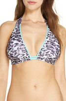Becca Animal Kingdom Halter Bikini Top