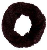 Adrienne Landau Fur Circle Scarf w/ Tags