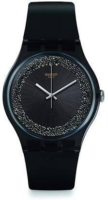 Swatch Darksparkles - SUOB156 (Black) Watches