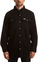 Stanley Black Button-Up
