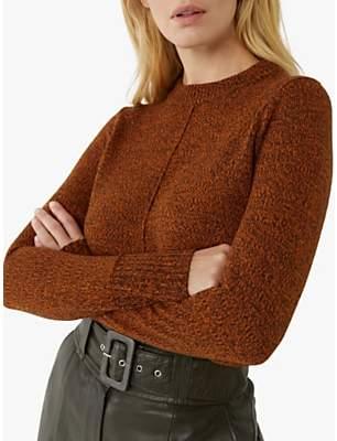 Warehouse Cosy Tweed Knit Jumper
