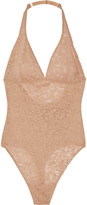Yummie by Heather Thomson Cooper stretch-lace bodysuit