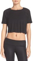 Alo Women's Modal Crop Top