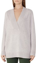 Reiss Dinita Tunic Sweater