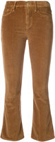 Frame cropped boot trousers