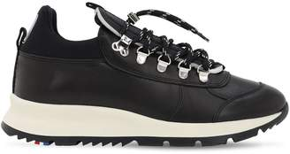 Philippe Model Rossignol X Pm Veau Leather Sneakers