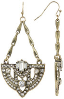 BaubleBar Zelda Crystal Drop Earrings