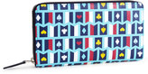 Jonathan Adler Deck of Cards Continental Zip Wallet