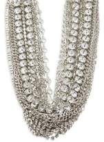 ABS by Allen Schwartz 17-Row Nested Necklace
