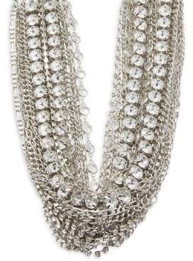 ABS by Allen Schwartz 17-Row Nested Necklace