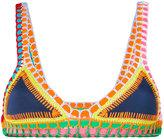 Kiini Tamsin Triangle bikini - women - Polyester - M
