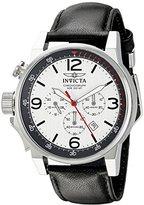 Invicta Men's 20130SYB I-Force Analog Display Quartz Black Watch