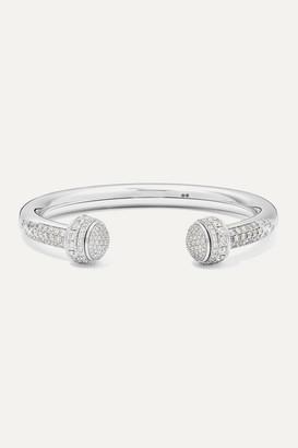 Piaget Possession 18-karat White Gold Diamond Cuff - S