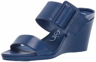 Calvin Klein Women's Brinlee Wedge Sandal