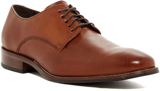 Cole Haan Benton Plain Leather Derby II - Wide Width Available