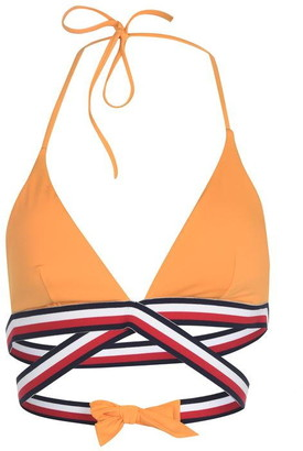 Tommy Hilfiger Stripe band bikini top