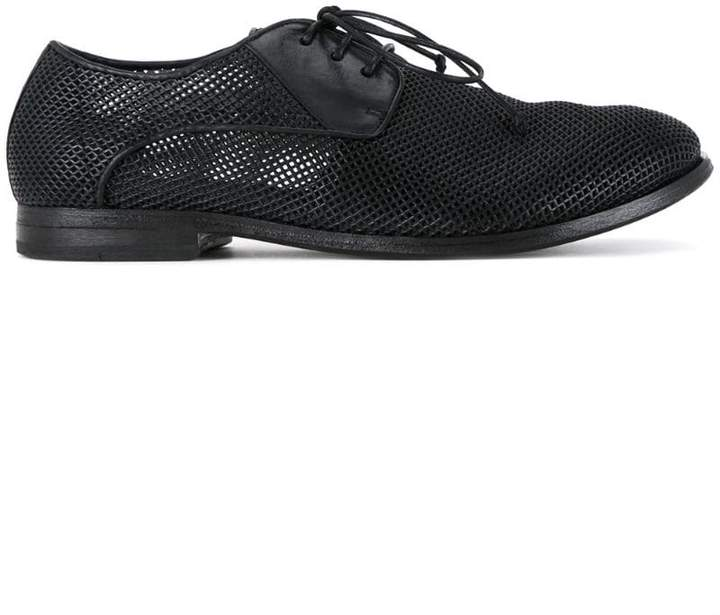 Marsèll perforated derby shoes