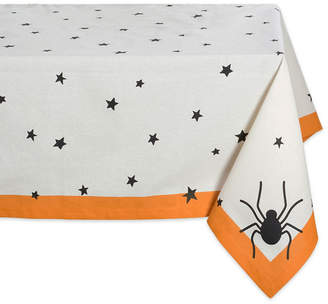Design Imports Stars Print Tablecloth
