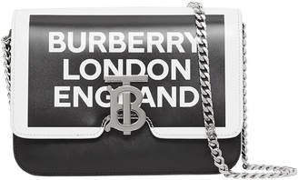 Burberry TB Small Logo Printed Shoulder Bag