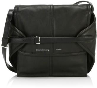 Alexander Wang Five-Pocket Leather Crossbody Bag