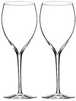 Waterford Elegance Series Crystal Sauvignon Blanc Wine Glass Pair