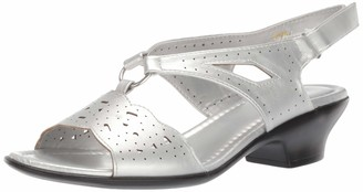 Easy Street Shoes Women's Excite Dress Sandal with Cutouts