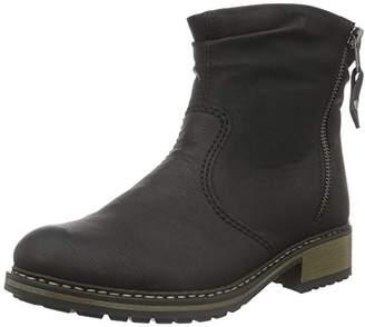 Rieker Women's Z6841 Ankle Boots