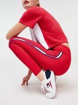 Tommy Hilfiger Full Length Logo Tape Leggings