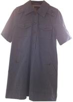 Marc Jacobs Blue Cotton Dress
