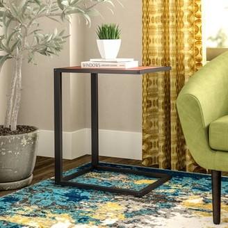 Ebern Designs Loomis Laptop TV Tray Table Ebern Designs