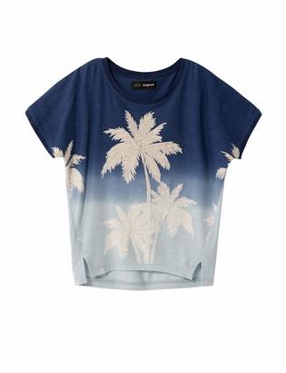Desigual Girl's Ts_Eastbourne T-Shirt