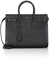 Saint Laurent Women's Small Sac De Jour-BLACK