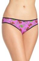 Betsey Johnson Hipster Bikini Briefs (3 for $30)