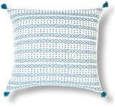 Ara Collective Zincantán 18x18 Pillow - Teal