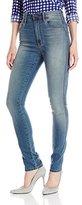Buffalo David Bitton Women's Vertigo Ultra High Rise Straight Leg Jean