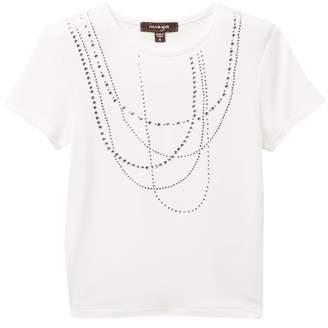 Imoga Amita Rhinestone T-shirt (Little Girls & Big Girls)