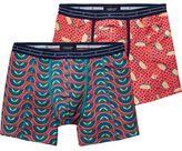 Scotch & Soda 2-Pack Colourful Boxer Shorts