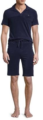 Hom 2-Piece Shorts Tee Pajama Set