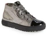 Naturino '4900' High Top Sneaker