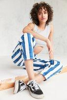 BDG Jerri Striped High-Rise Jean