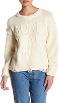 Wildfox Couture Sure Sweater