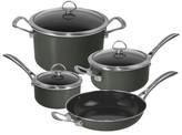 Chantal Copper Fusion 7 Piece Cookware Set - Black
