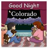 "Bed Bath & Beyond ""Good Night Colorado"" Board Book"