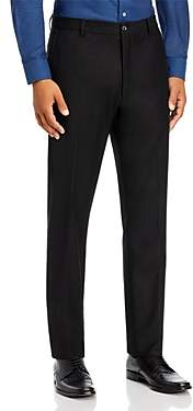 Zanella Noah Stretch Flannel Slim Fit Dress Pants - 100% Exclusive