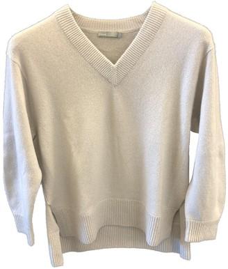 Vince Silver Cashmere Knitwear for Women